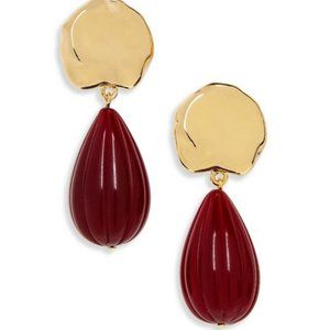 Lizzie Fortunato Gourd Earrings